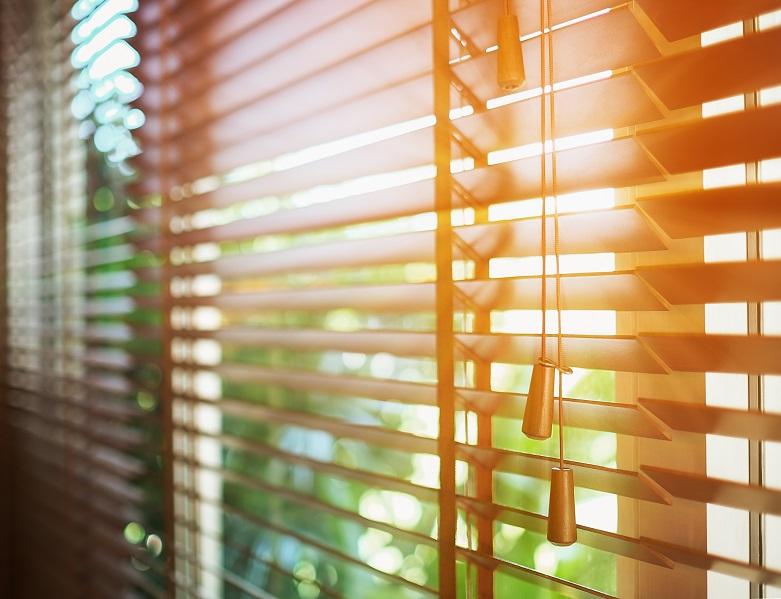 Cómo limpiar las persianas